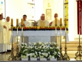 Mišių celebravimui vadovavo vysk. Jonas Boruta